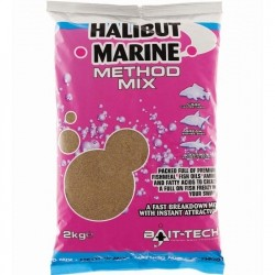 Bait Tech - Zanęta Halibut Marine Method Mix 2kg