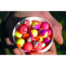 Dynamite Baits - Two Tone Fluro's Pop Up Tutti Frutti & Pineapple