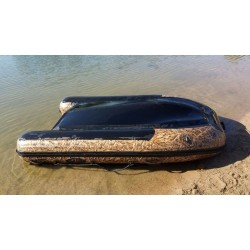 RAPTOR BOATS - X Wide 270 Camouflage HD AirDeck