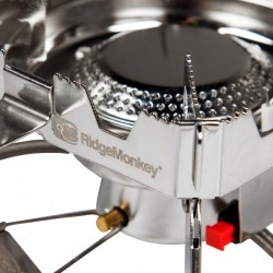 RidgeMonkey - Quad Connect Stove (Secondary Head)