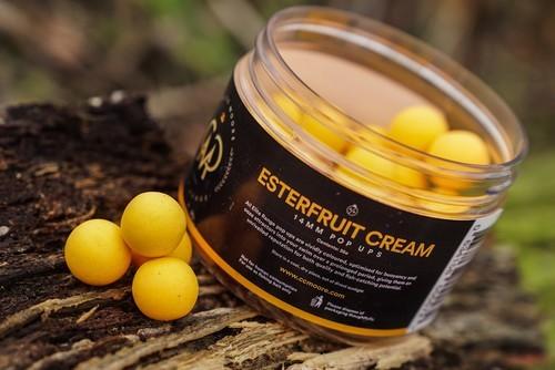 3aeb22ceb7941d CC MOORE - Esterfruit Cream Pop Ups (Elite Range) 12mm (45) - Baitbox.pl
