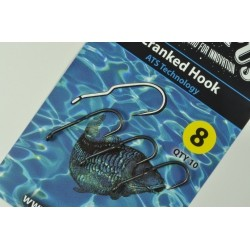 Carp'R'Us - Cranked Hook ATS Technology nr 4